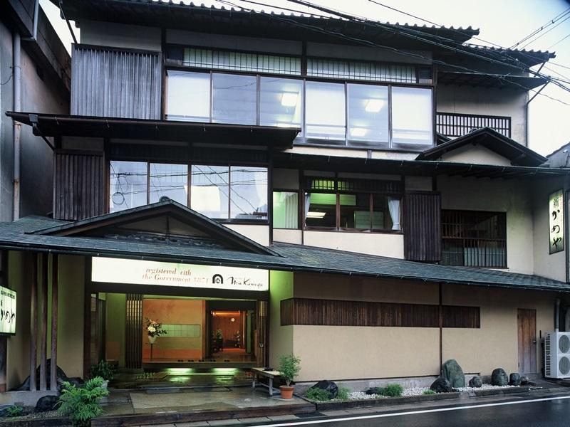 新Kameya飯店(Shin