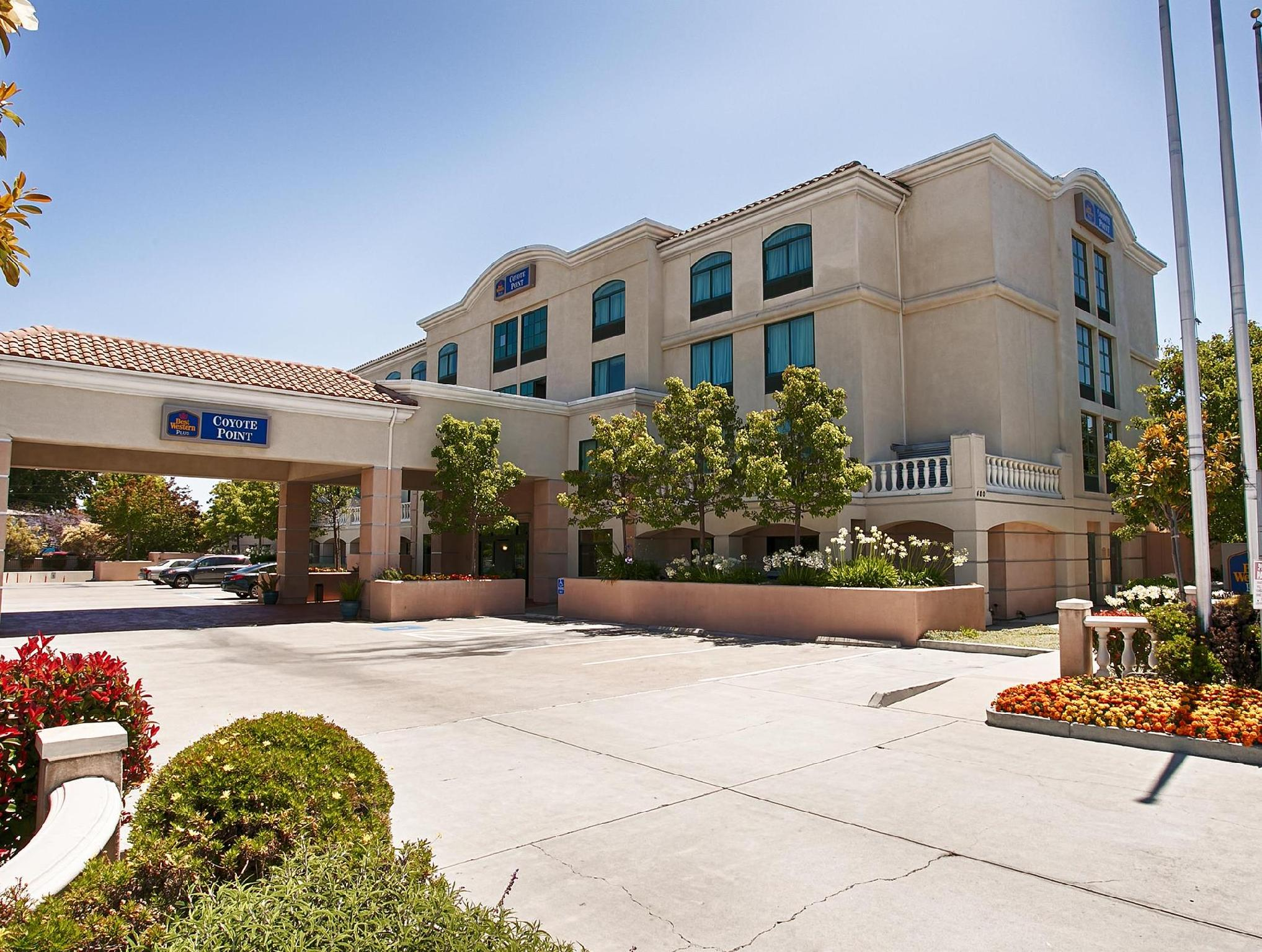 Best Western Coyote Point, San Mateo