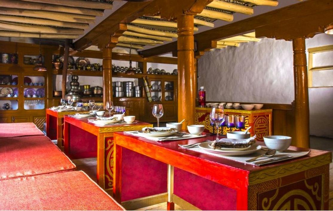 Woodyvu Stok House, Leh (Ladakh)