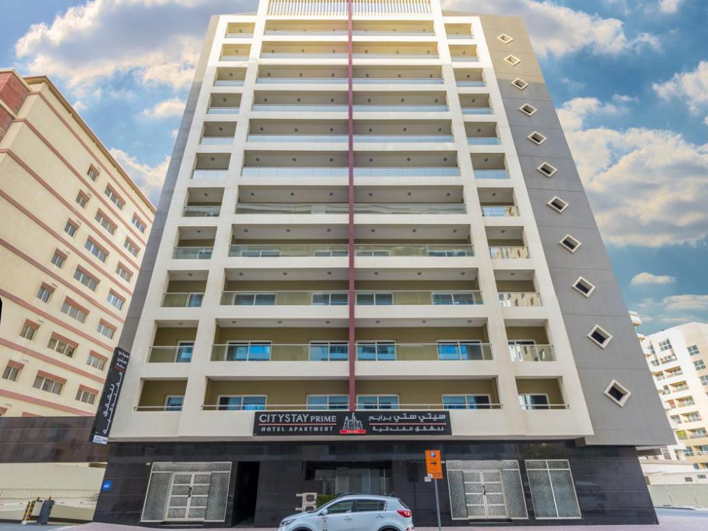 Best price on city stay prime hotel apartment in dubai for Best hotels in dubai to stay