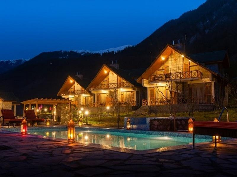 Larisa Resort Manali, Kullu