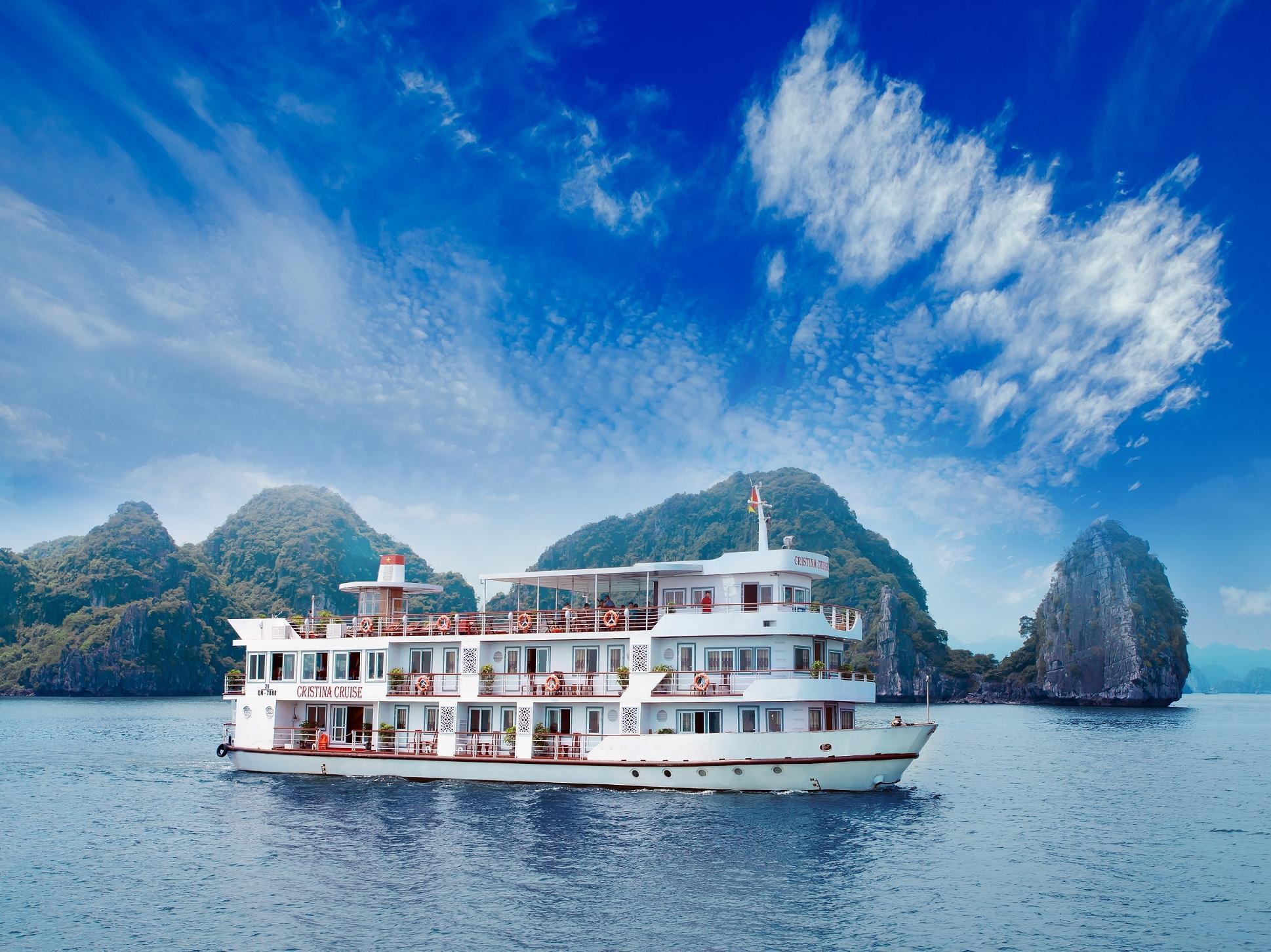 Halong Cristina Diamond Cruise, Hạ Long