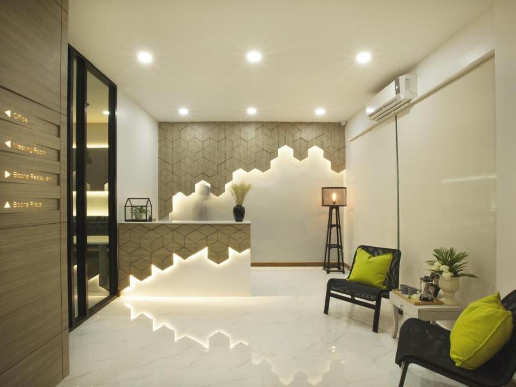 バンコク シティ ホテルと同グレードのホテル2