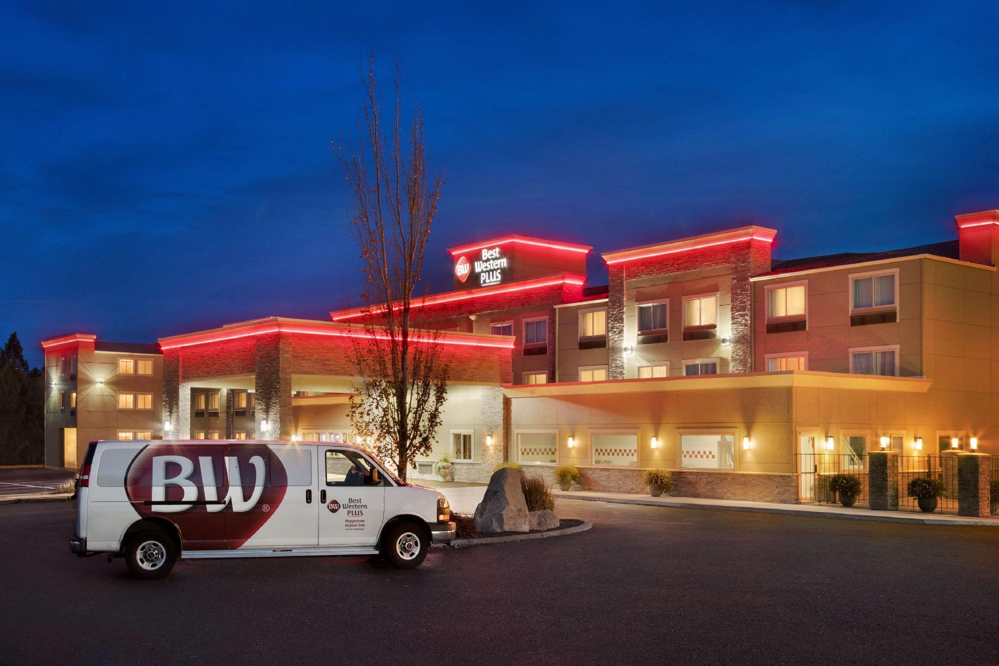 Best Western PLUS Peppertree Airport Inn, Spokane