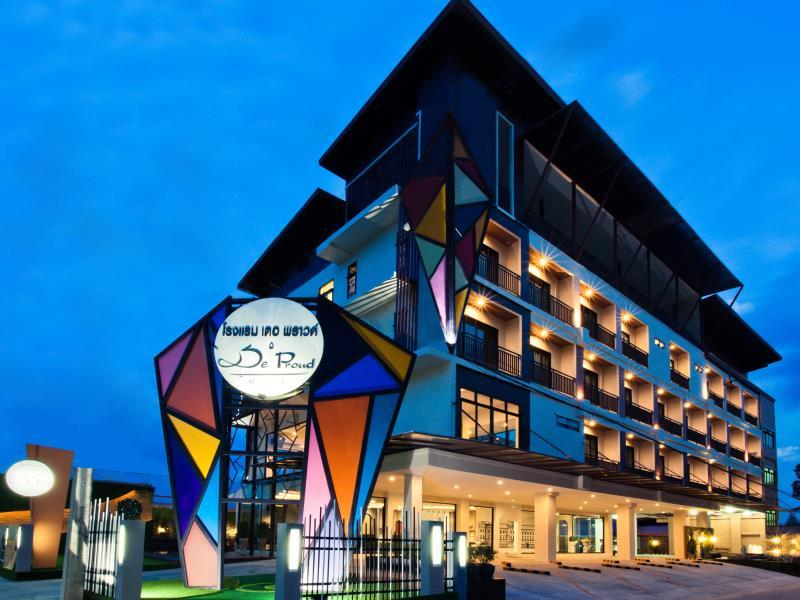 De Proud Hotel, Muang Ubon Ratchatani