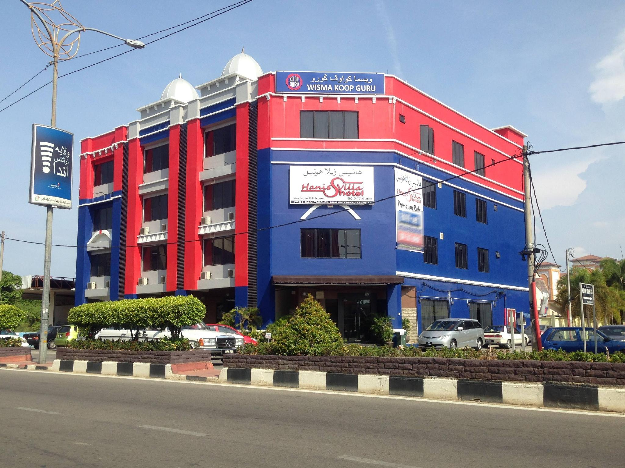 Hanis Villa Hotel, Kota Bharu