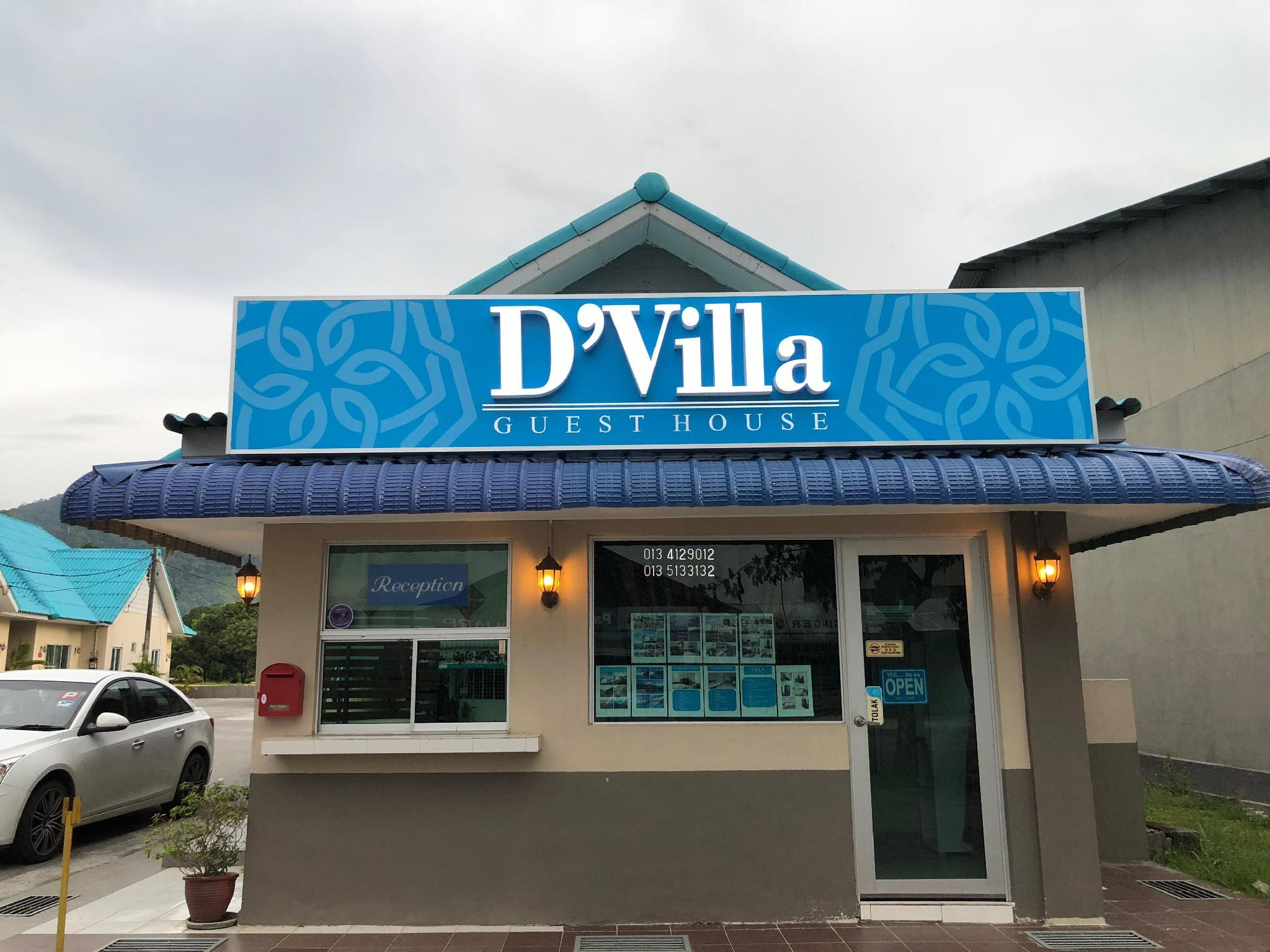 DVilla Guesthouse Langkawi, Langkawi