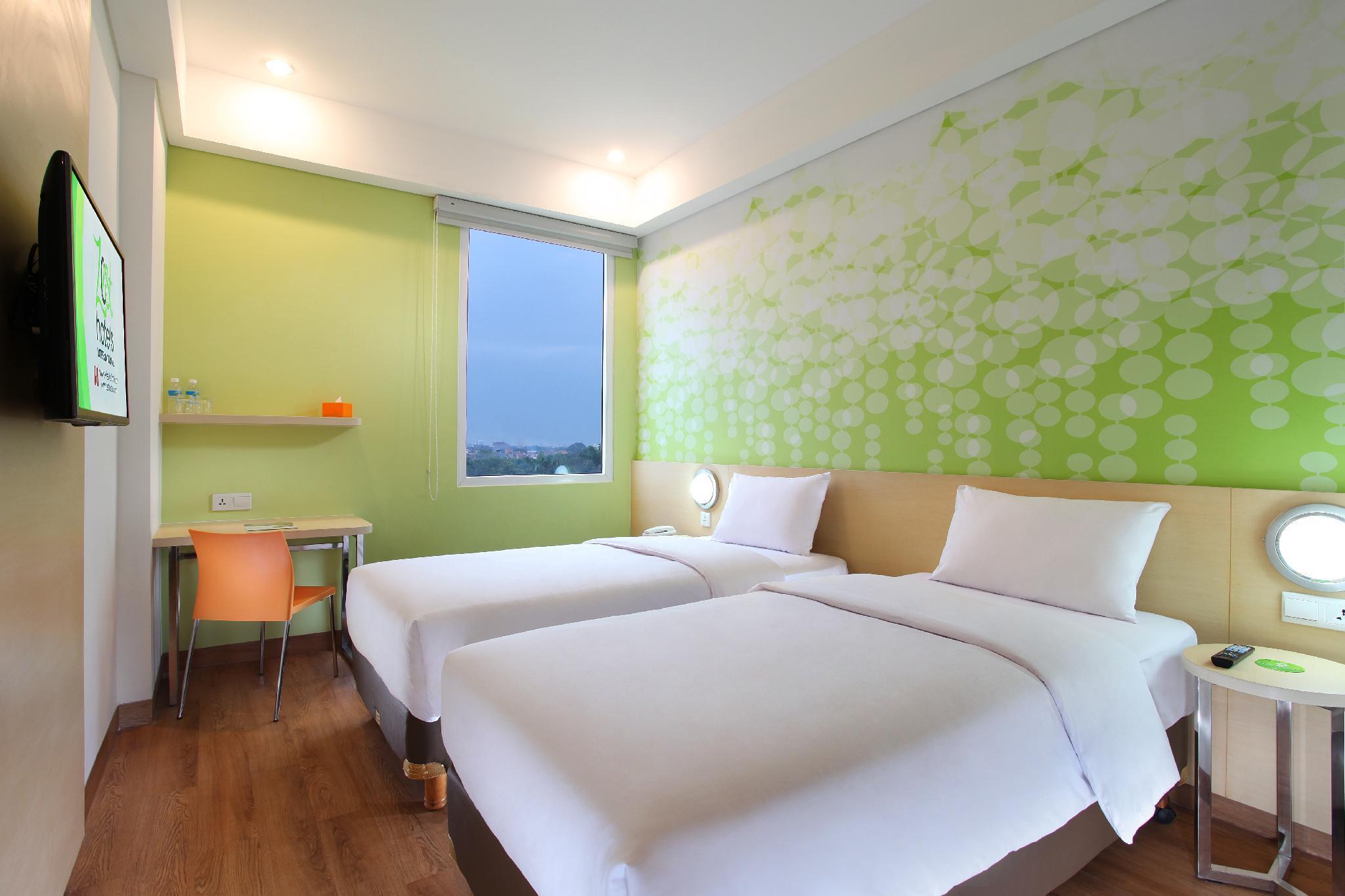 Zest Hotel Airport Jakarta Managed By Swiss-Belhotel International.