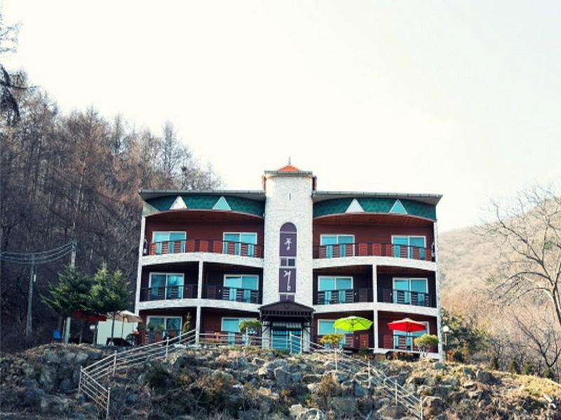 Poong Gyeong Hostel, Asan