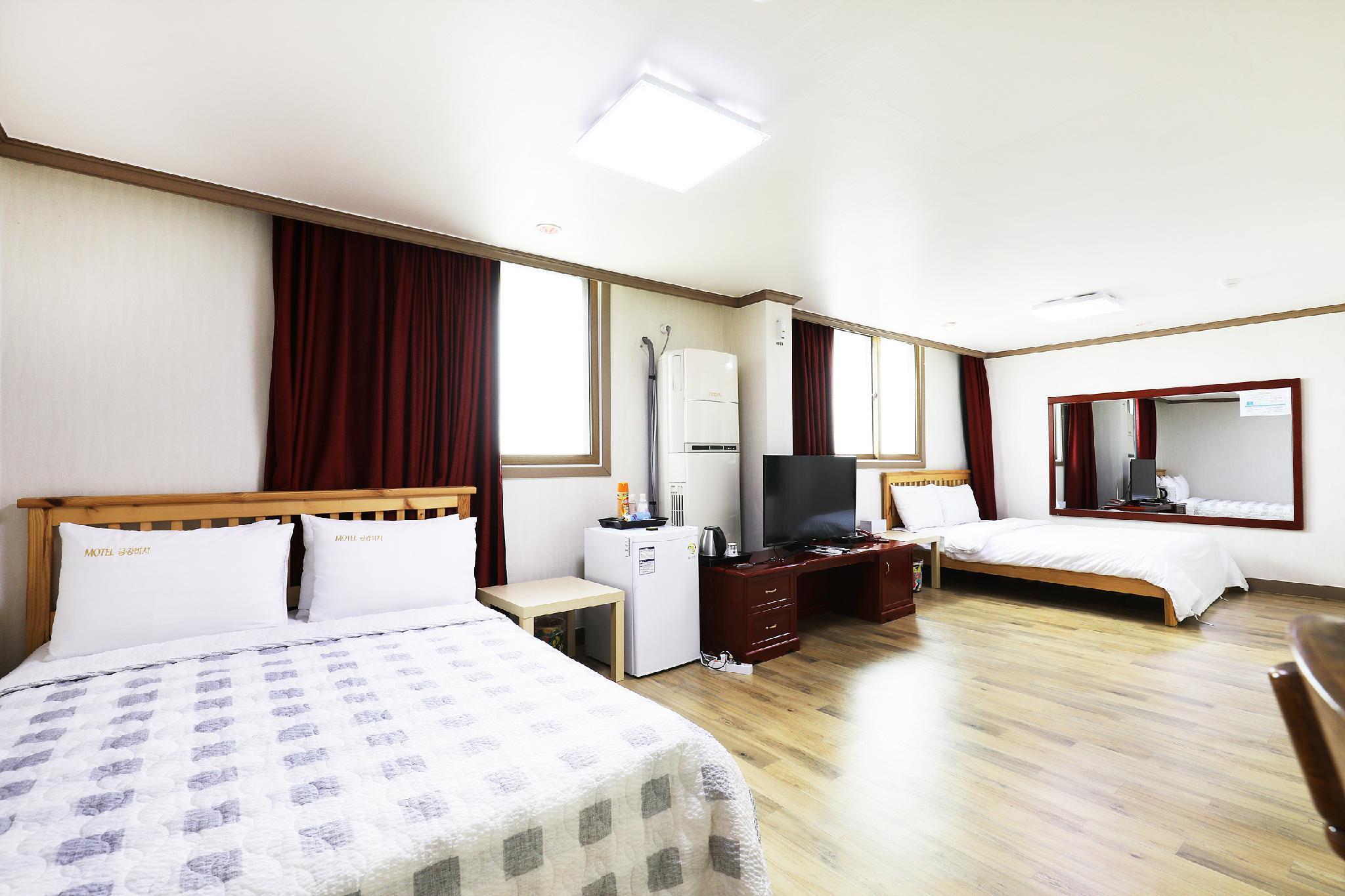 Geumgang Beach Motel, Seocheon
