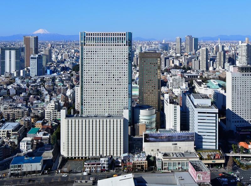 Shinagawa Prince Hotel, Shinagawa
