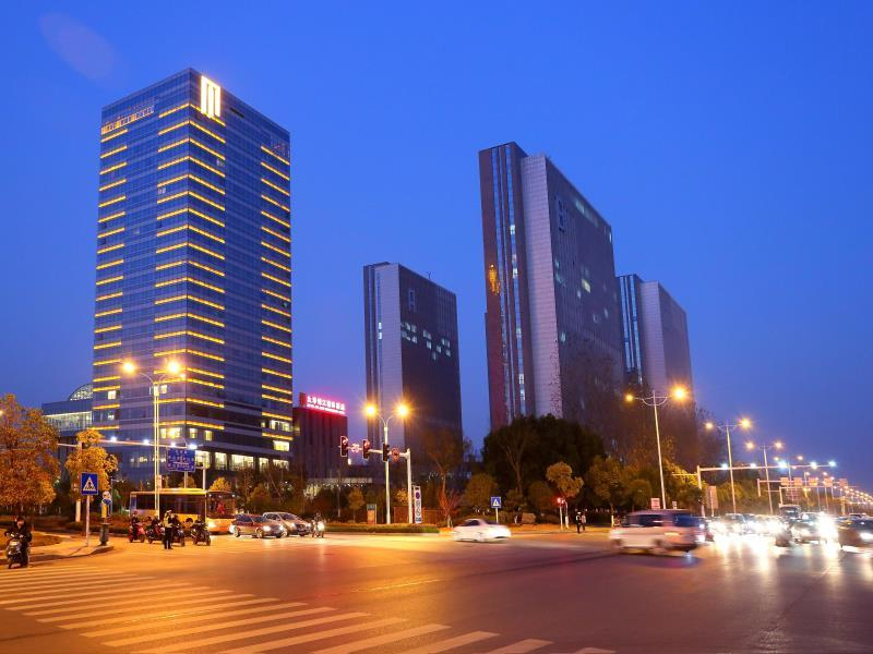 Jiuhua Jin Jiang International Hotel, Zhenjiang