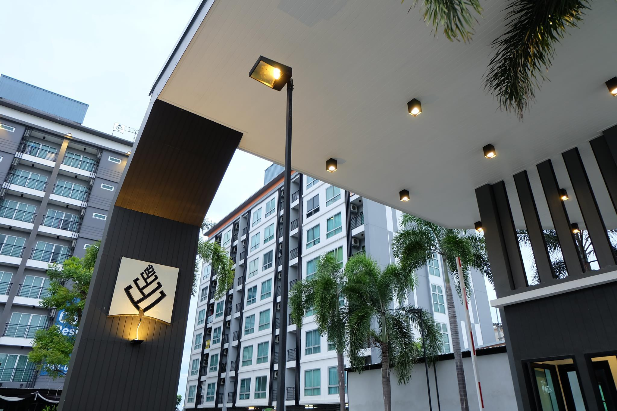 Interpark Residence and Serviced Apartment Chonburi-Rayong, Pluak Daeng