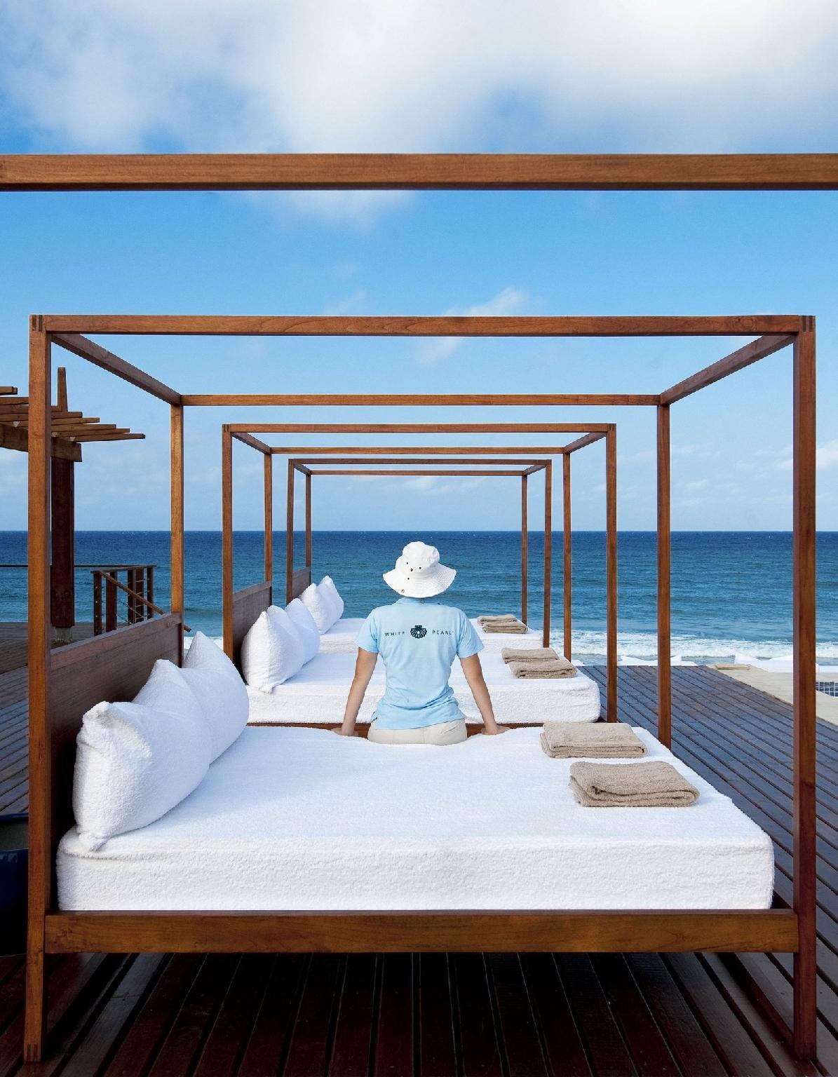 White Pearl Resorts Ponta Mamoli, Matutuíne