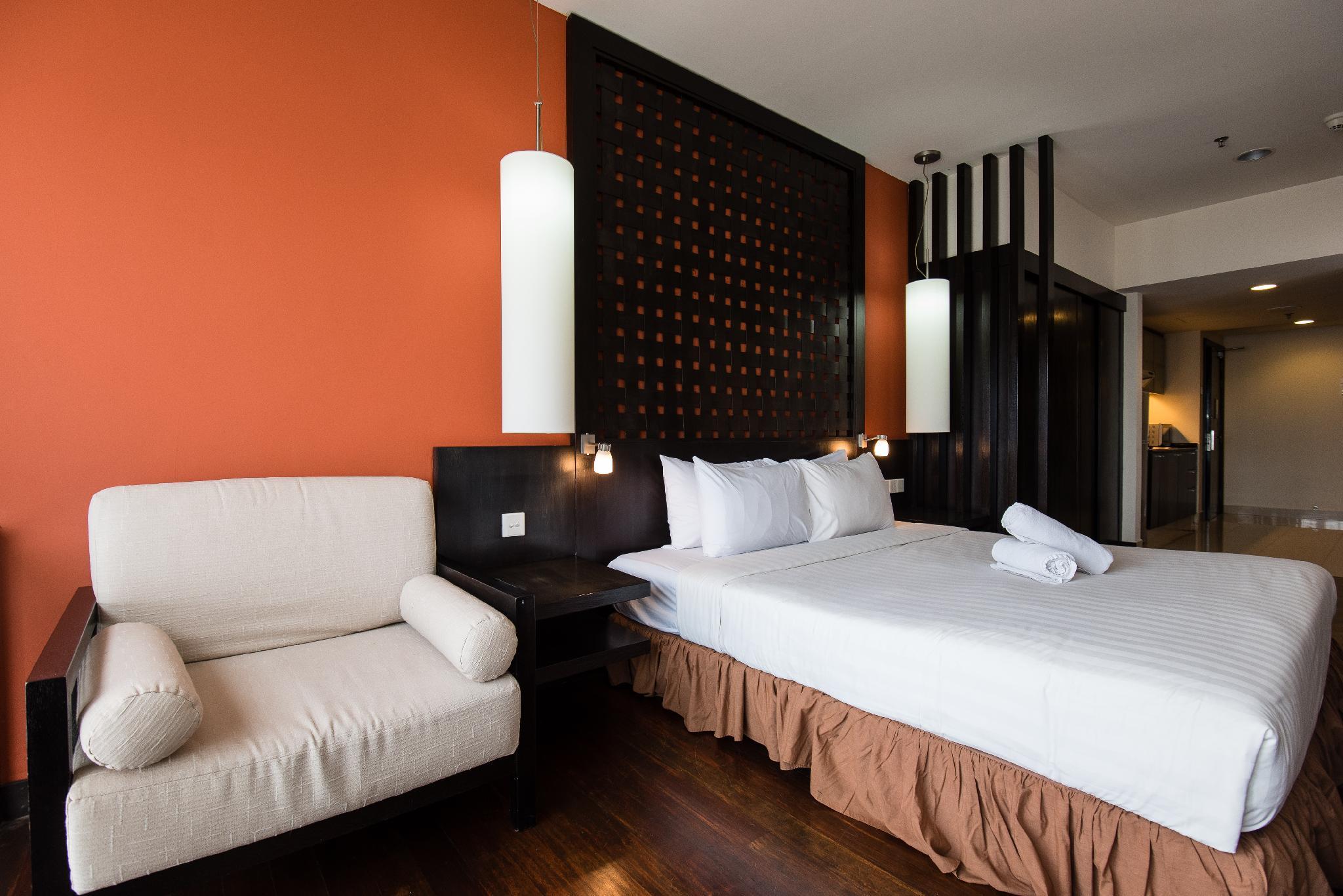 Raintree Resort suites at Bandar Sunway, Kuala Lumpur