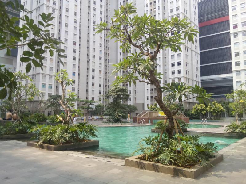 Greenbay Pluit Apartment, Jakarta Utara