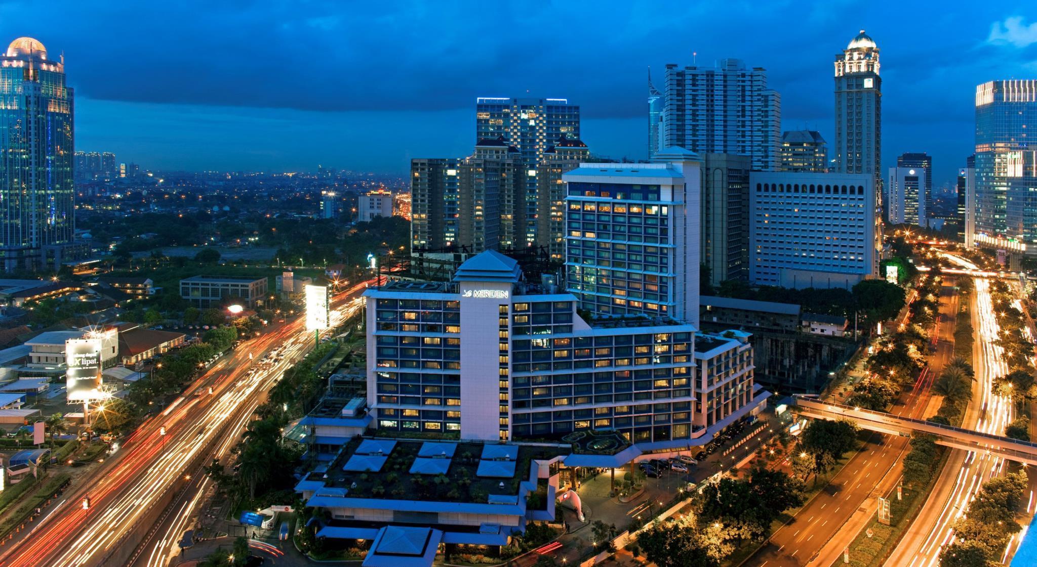 Le Méridien Jakarta, Jakarta Pusat