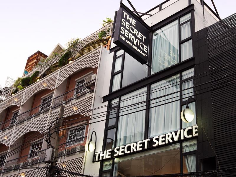The Secret Service Hotel, Phra Nakhon