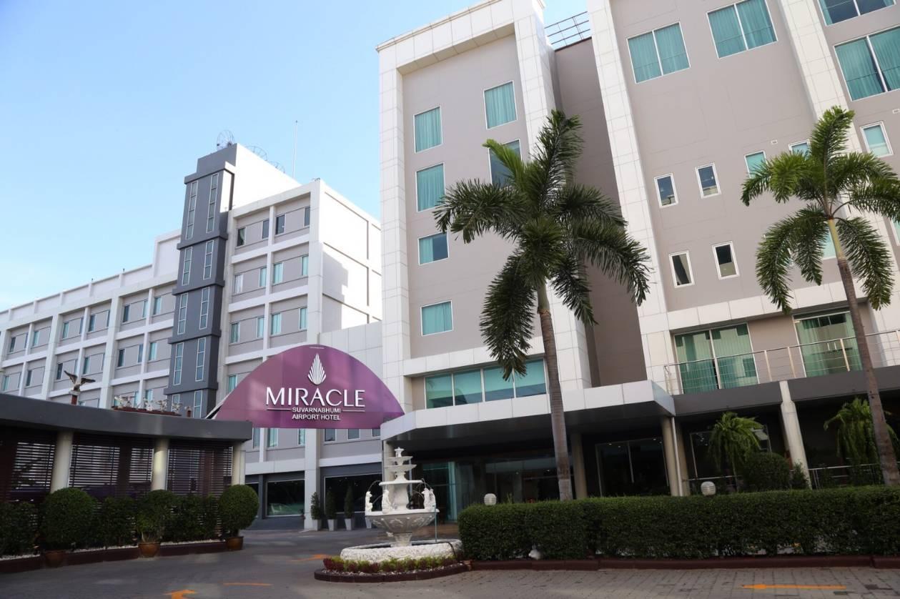 Miracle Suvarnabhumi Airport, Bang Plee
