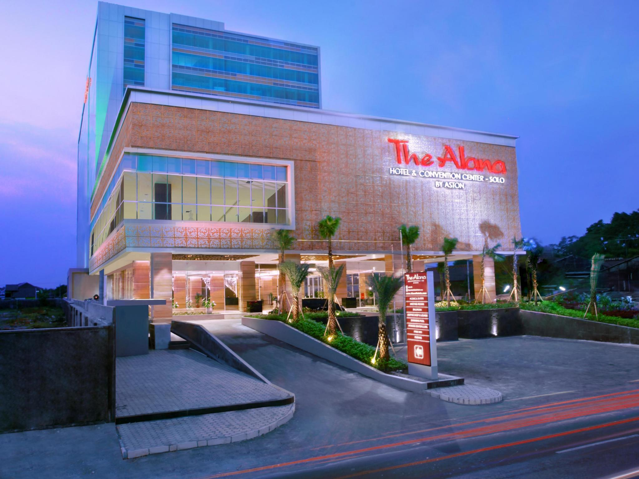 The Alana Hotel and Convention Center Solo