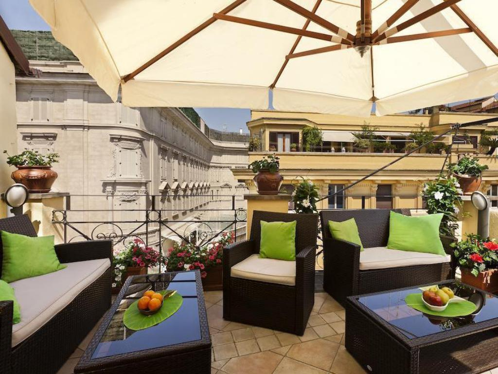 Best price on la fenice hotel in rome reviews for Boutique hotel anahi roma