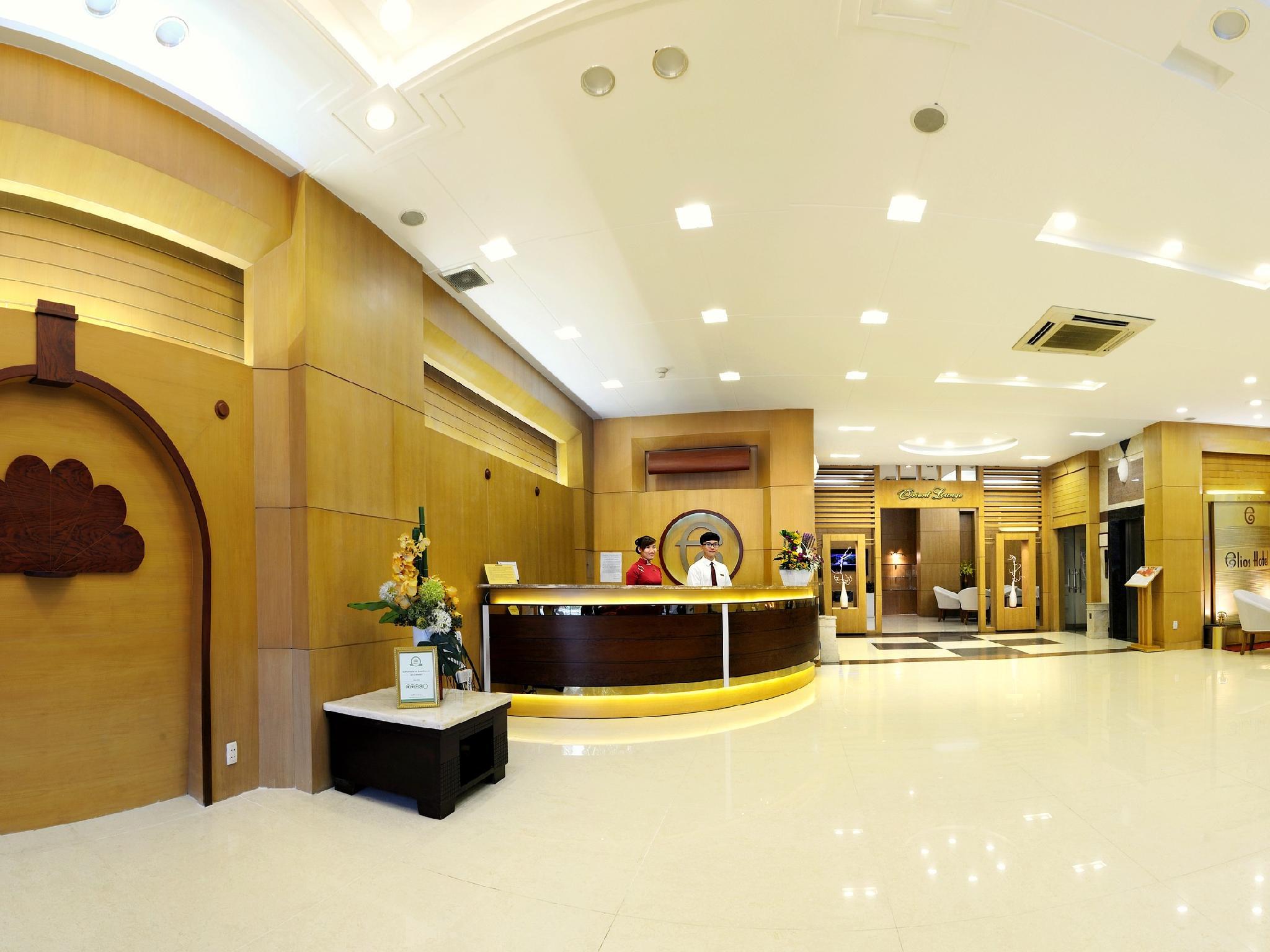 Khách Sạn Elios Hồ Chí Minh