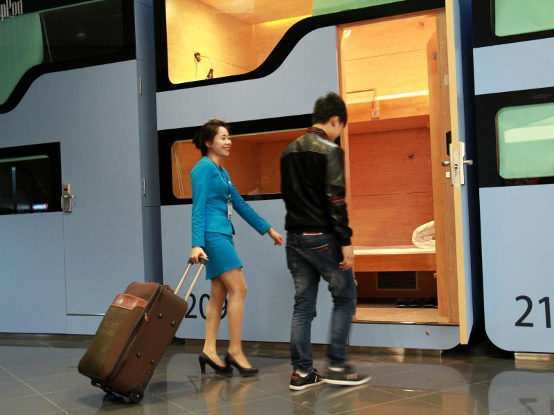 VATC Sleep Pod - Terminal 2, Sóc Sơn