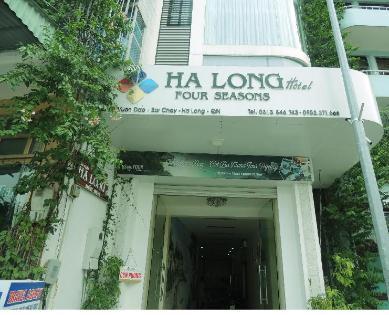 Khách sạn Hạ Long Four Seasons