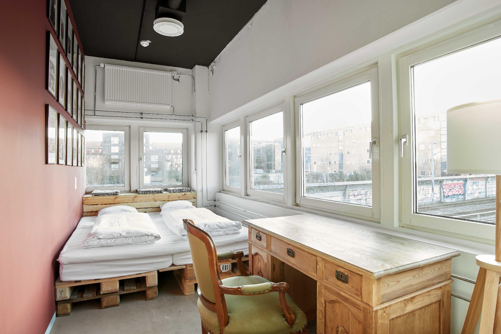 Urban Camper Hostel Copenhagen, Copenhagen