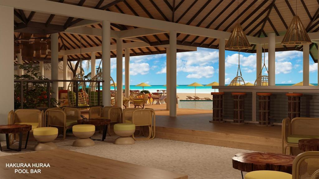 Cinnamon Hakuraa Huraa Maldives - Signature dining experiences