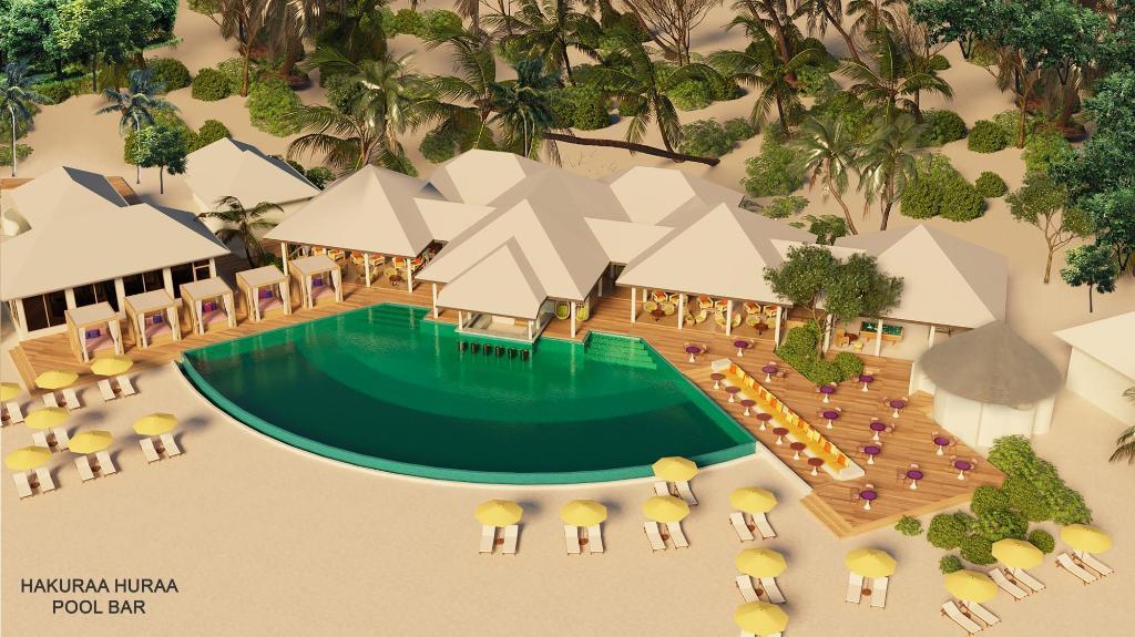 Cinnamon Hakuraa Huraa Maldives - All Inclusive