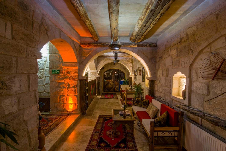 Historical Goreme House, Merkez
