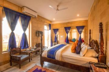 Boutique Helsinki is one of the best accommodation options in Jaisalmer
