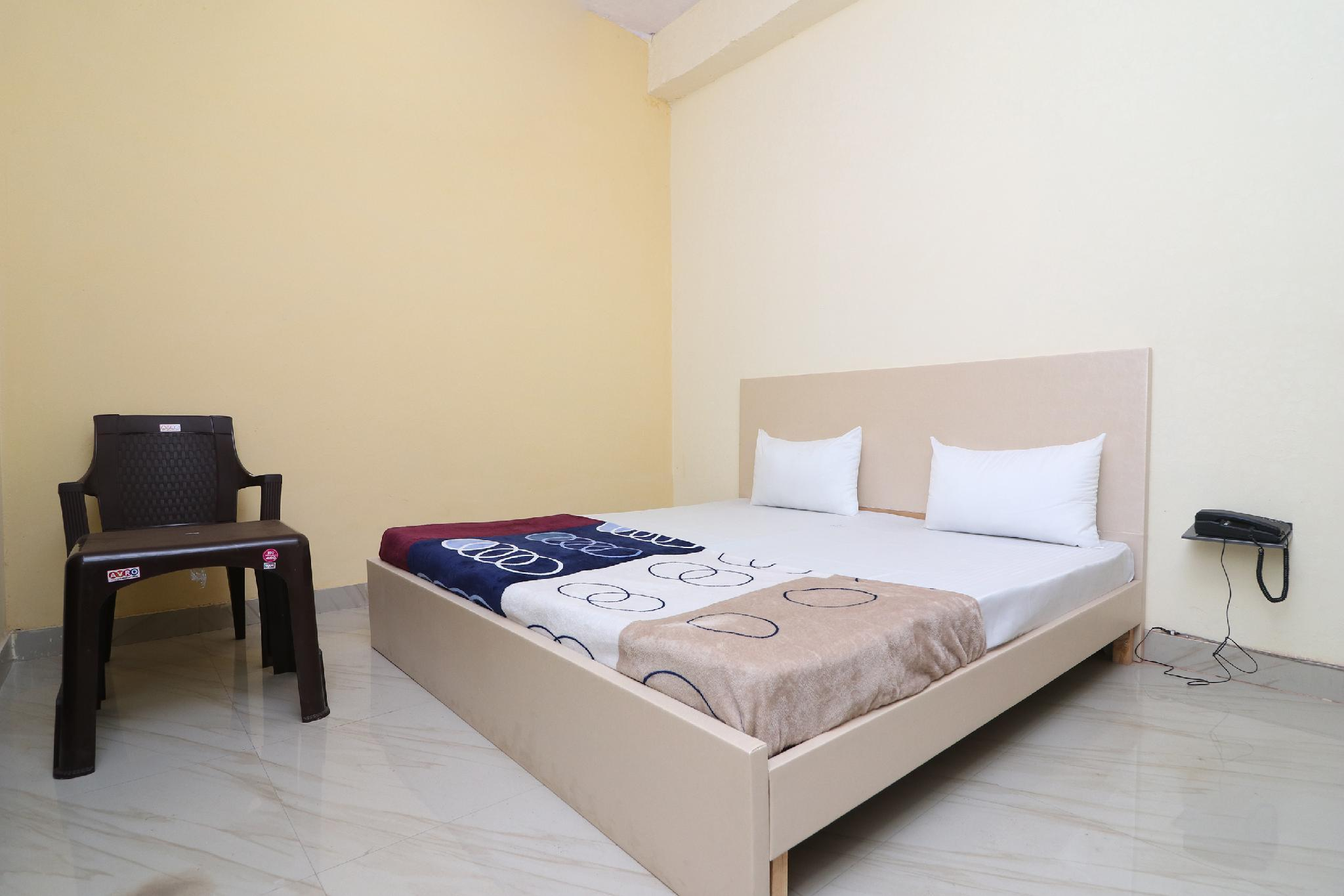 SPOT ON 43126 Hotel Saffron, Faridabad