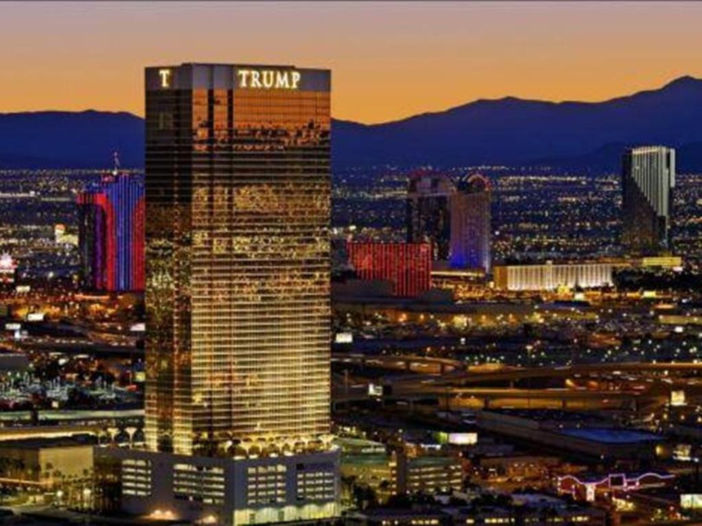 Las Vegas Hotels With 2 Bedroom Suites On The Strip Best Price On Trump International Hotel Las Vegas In Las Vegas Nv