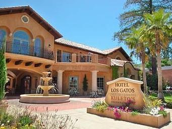 Hotel Los Gatos, Santa Clara