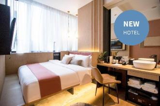 Hotel NuVe Elements Clarke Quay - SG Clean Certified