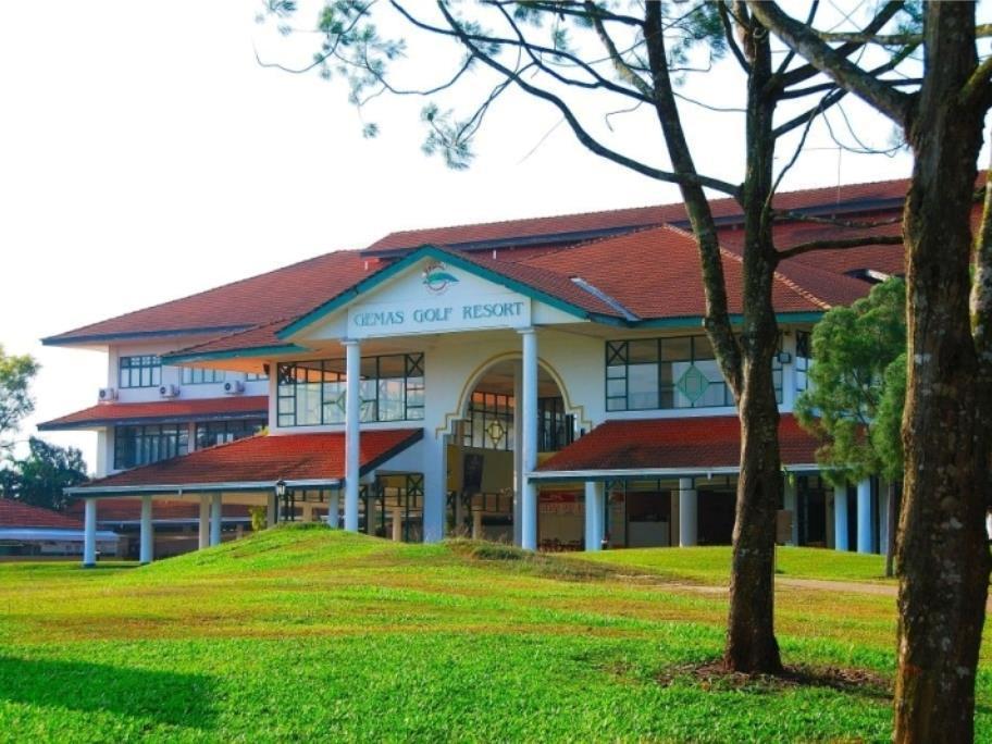 Gemas Golf Resort, Tampin
