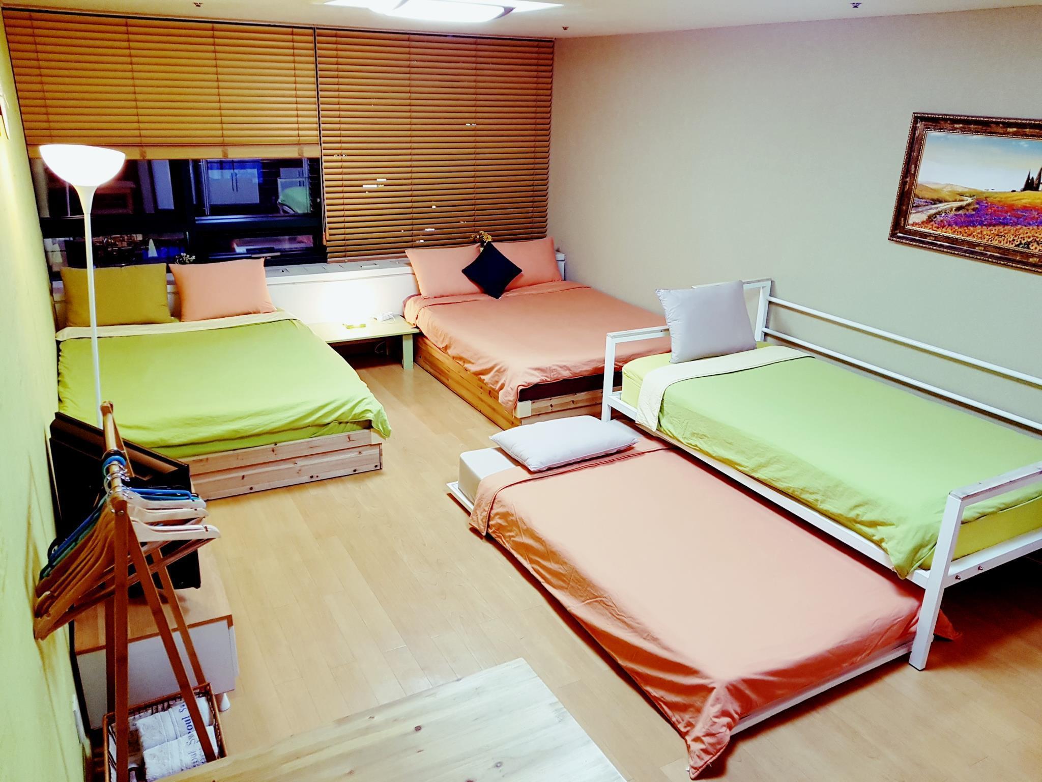 Ewha Guest House Hongdae, Seodaemun