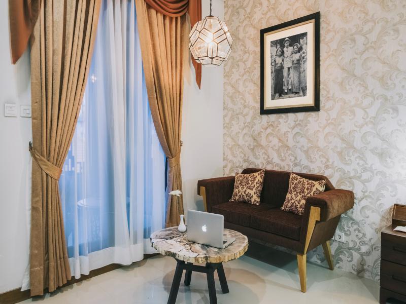 The Visala Boutique Suites Seminyak