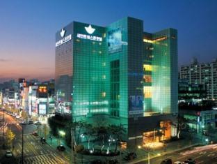 AW Hotel Daegu, Chilgok