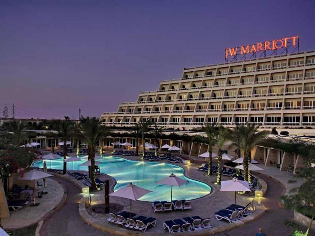 Best Price On Jw Marriott Hotel Cairo In Cairo Reviews