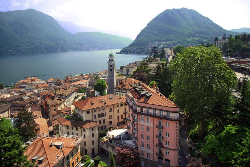 Federale, Lugano