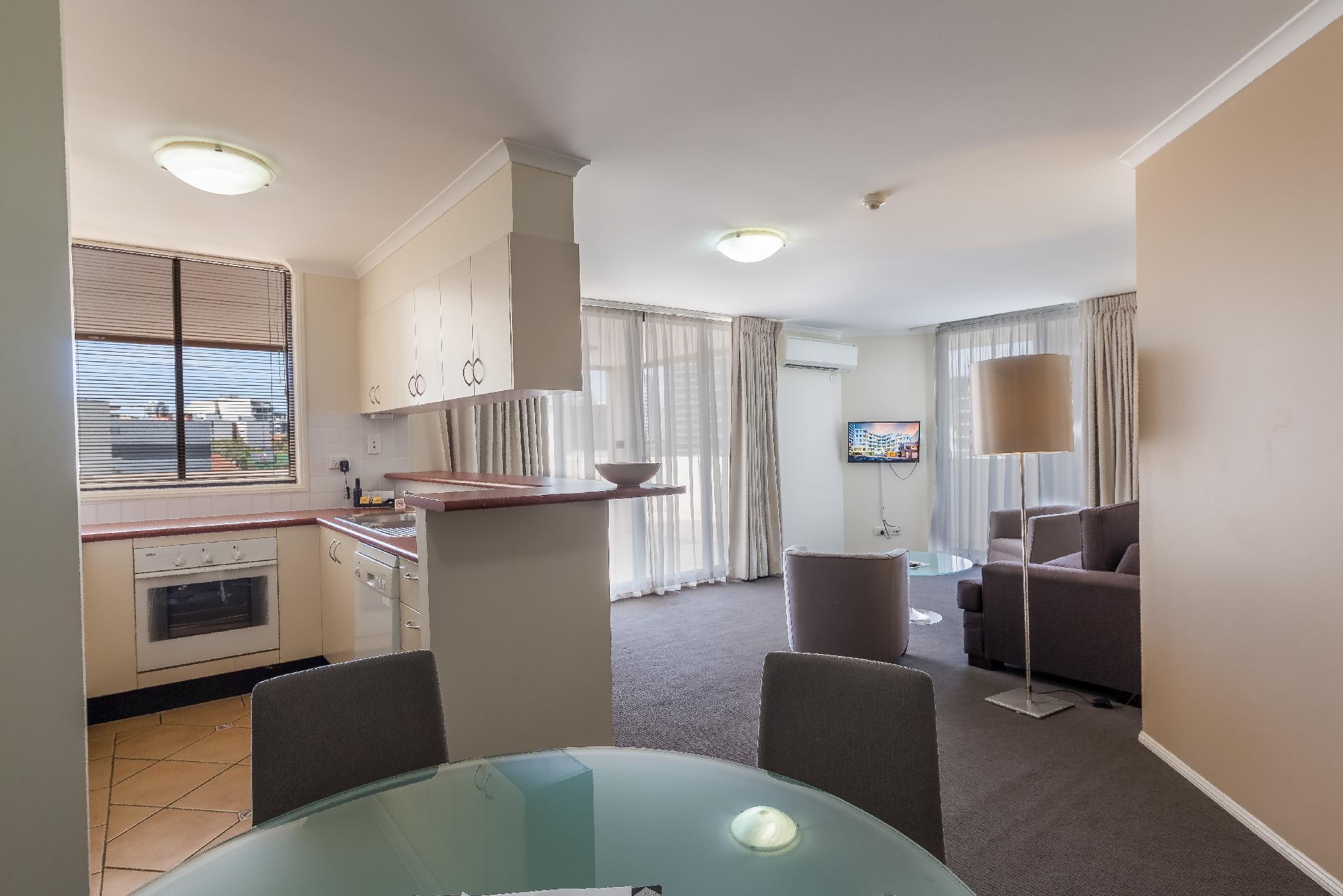 West End Central Apartments, South Brisbane