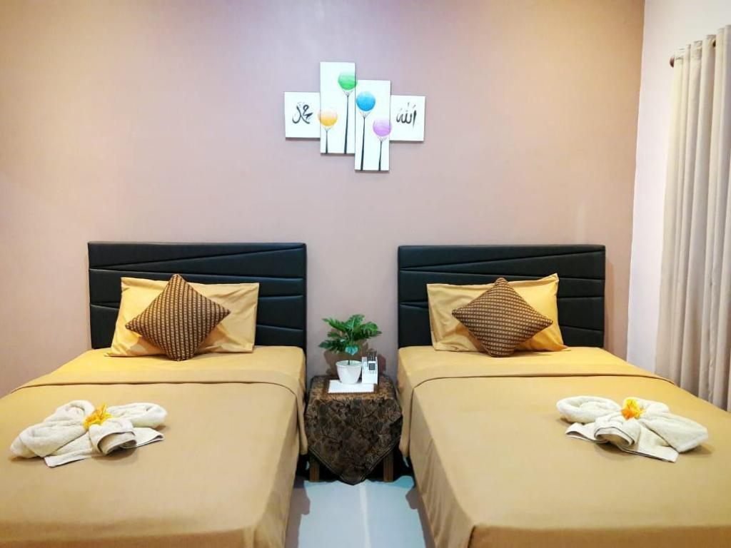 bis homestay ( deluxe twin bed)