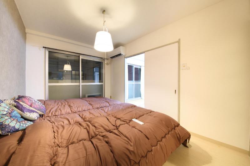大阪市南部的2臥室公寓 - 31平方公尺/1間專用衛浴