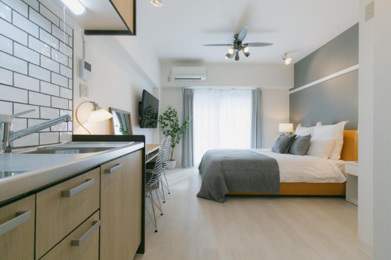 那霸的1臥室公寓 - 22平方公尺/1間專用衛浴