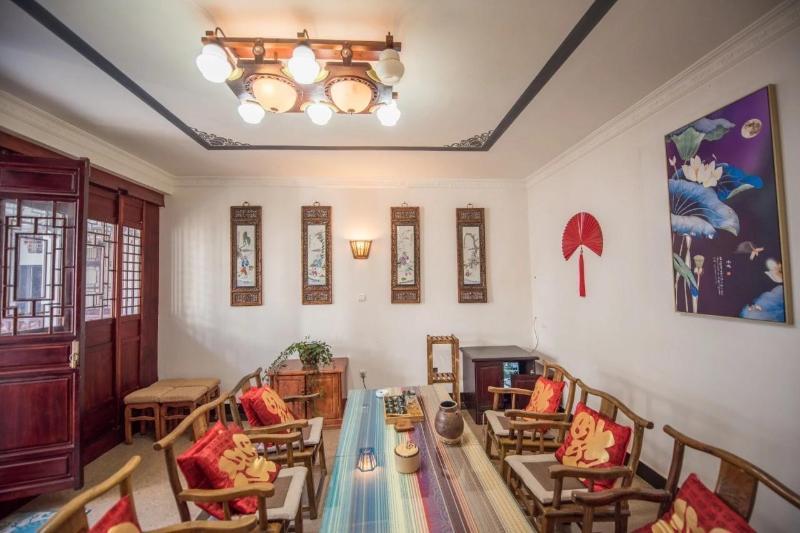 住宿 琴律·大床房(102)大理古城別邸會館 (Zither Rhyme(102) Biedi Hall in Dali Ancient City) No. 62, Fuan Lane, Renmin..