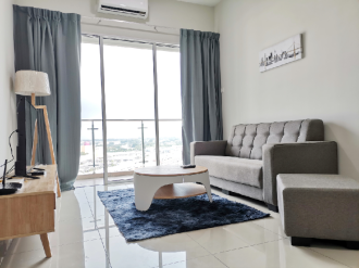 [Parkland 3 Bedroom] Pool/Jonker/AEON/Tesco/9pax