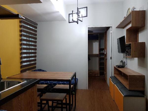 Cozy 1 Bedroom Condominium in Pasig Manila